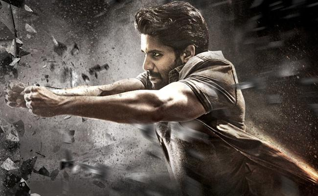 Naga Chaitanya Savyasachi Last Scheduled Shooting - Sakshi