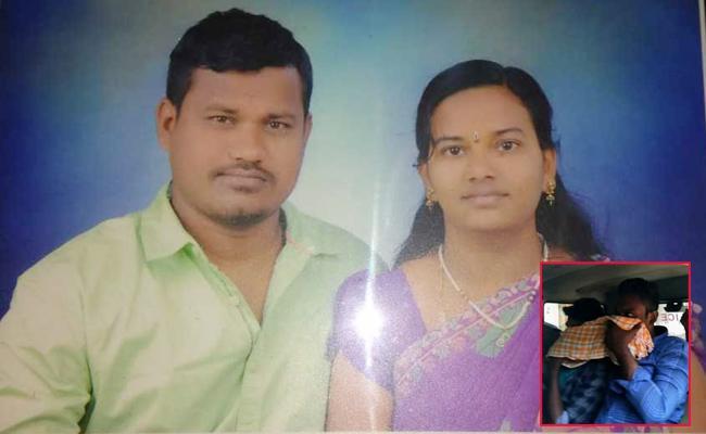 Nataraj Murder Case Mystery Reveals Visakhapatnam police - Sakshi