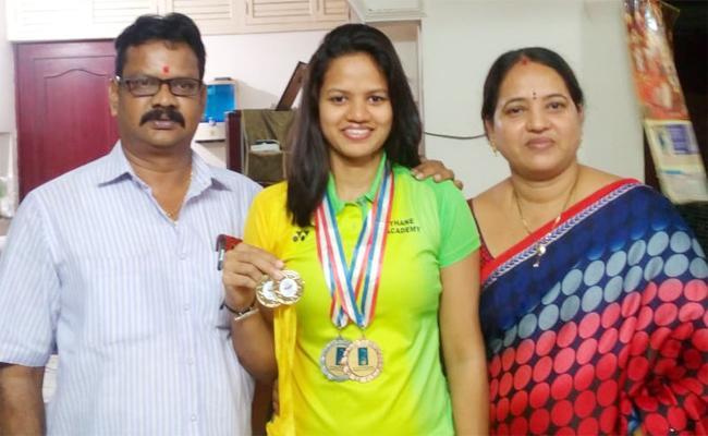 badminton Harika Special Story - Sakshi