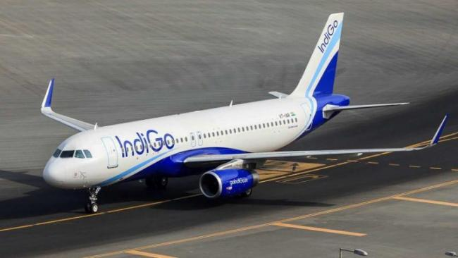 IndiGo operator InterGlobe's Q1 profit falls 97% to Rs 277.9 million - Sakshi