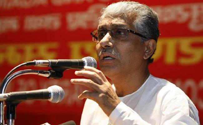 Manik Sarkar Fires On BJP Government - Sakshi