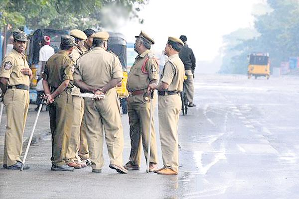 police oral inquiry cases in pending from years - Sakshi