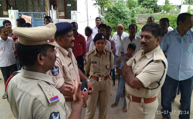 Murder Case Not Solved In Vizianagaram - Sakshi