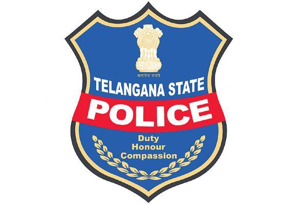 'Vertical' Working in Police Department - Sakshi