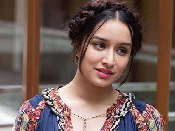Shraddha Kapoor Joins In Saaho Shooting Scheduled At Hyderabad - Sakshi