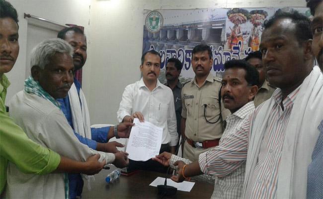 Komaram Bheem Tension In Adilabad - Sakshi
