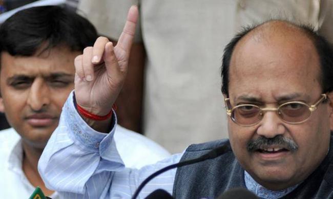 Amar Singh Claims His Life Dedicated To PM Narendra Modi - Sakshi
