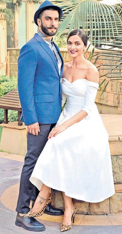 Ranveer Singh And Deepika Padukone FINALLY PICK A VENUE For Their Wedding - Sakshi