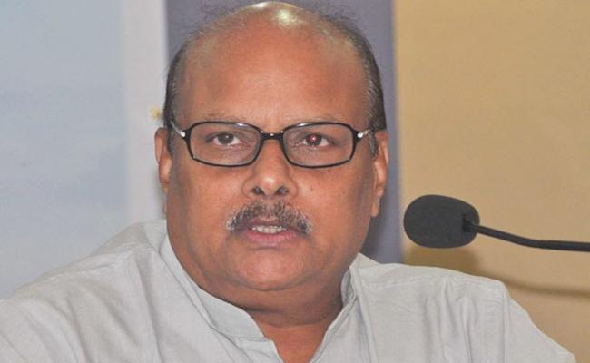 Alliance With BJP is accident, says Yanamala Ramakrishnudu - Sakshi