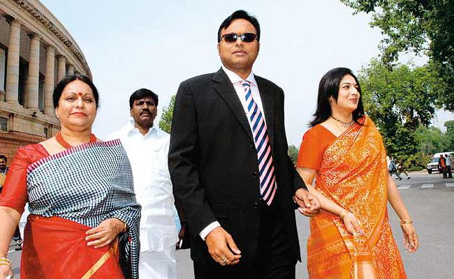 Egmore Court Slams On Chidambaram Family - Sakshi