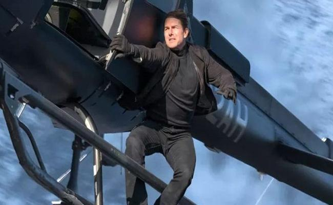 Mission Impossible Fallout Makers Deleted Mentions Of Kashmir From Theatrical Cut - Sakshi