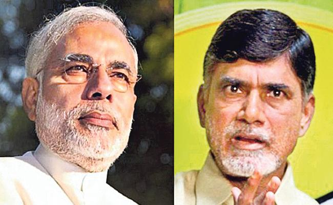 ABK Prasad Article In Sakshi On Narendra Modi And Chandrababu Naidu