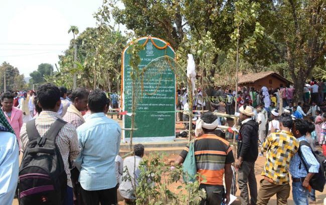 Tribals pathalgadi movement in jharkhand - Sakshi