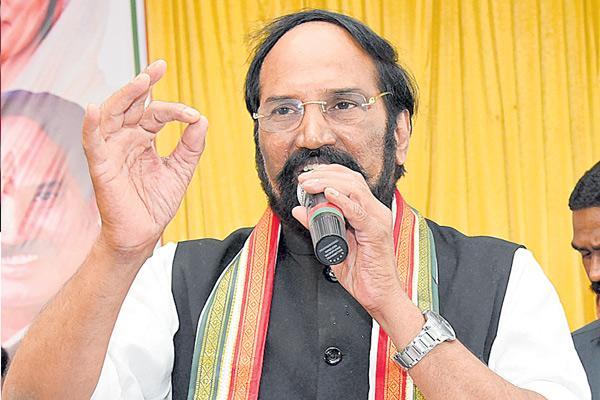 Uttam kumar reddy about alliances - Sakshi
