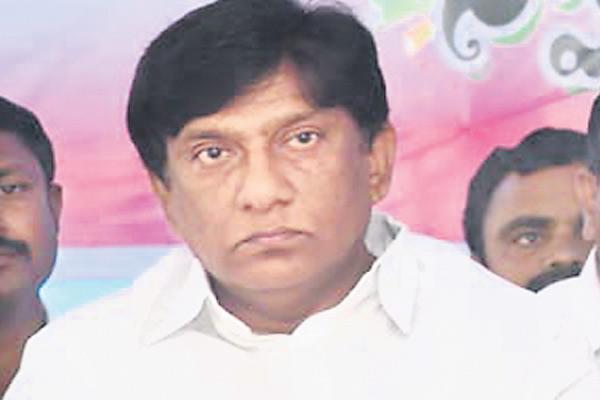 Vinod Kumar on Andhra Pradesh Reorganization Act - 2014 - Sakshi