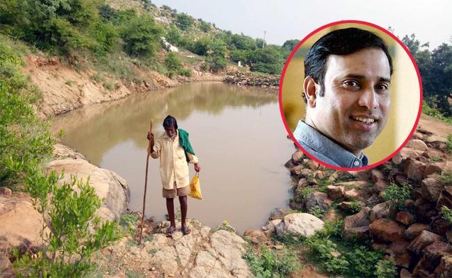 VVS Laxman Prices Karnataka Farmer In Twitter - Sakshi