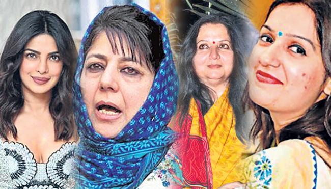 Women empowerment:BMC notice to Priyanka Chopra - Sakshi