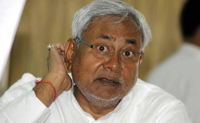 Nitish Kumar To Return To Mahaghatbhandan - Sakshi