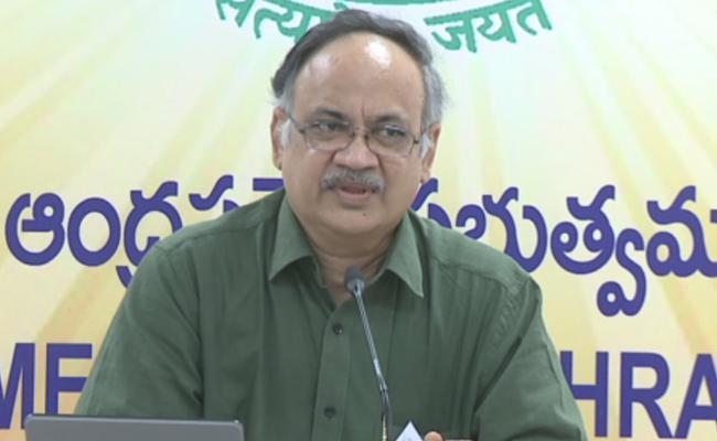 AP Planning Commission Vice President Slams BJP In Amaravathi - Sakshi