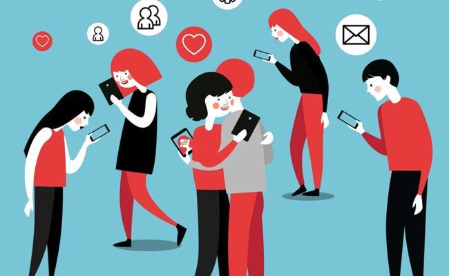 Atla Srinivas Reddy Guest Columns On Youth Addicted On Smartphones - Sakshi