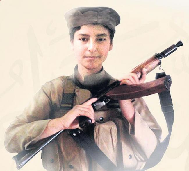 Isis leader Baghdadi's son killed in Syria, terror group claims - Sakshi