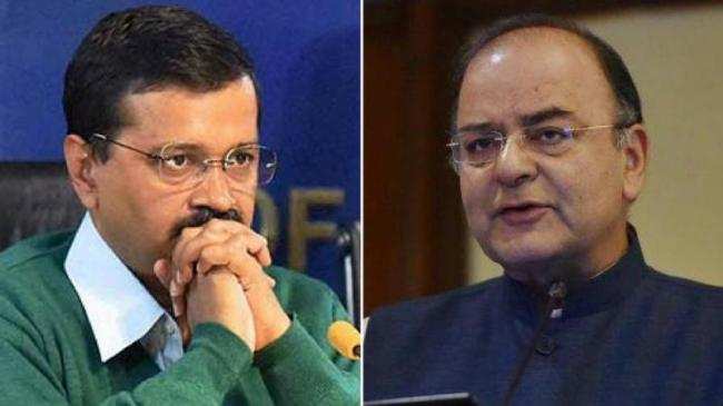 Arun Jaitley Says  No New Powers For Delhi Government On Supreme Court Verdict - Sakshi