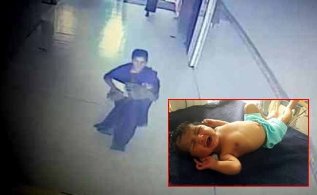 CC Footages Become Crucial Chasing Kidnap Says CP Anjani Kumar - Sakshi