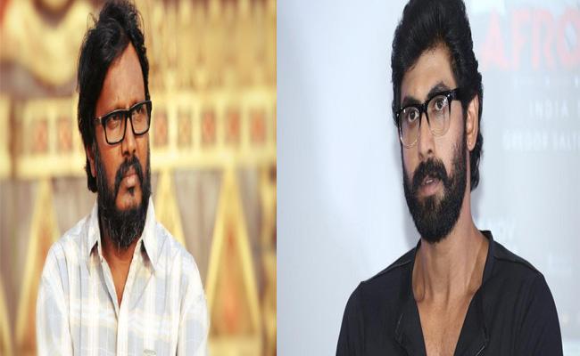 Suresh Babu High Budget Movie With Rana And Gunashekar - Sakshi