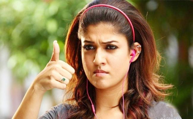 Nayantara the highest paid actress in South India - Sakshi