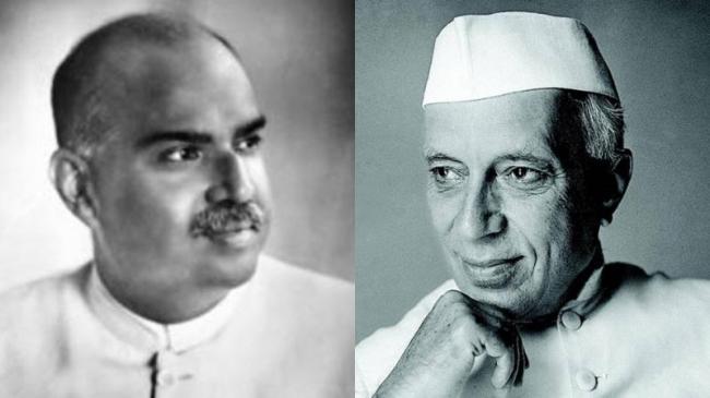 Jaitley Says Jawaharlal Nehrus Constitutional Amendment On Curbing Free Speech Unconstitutional  - Sakshi