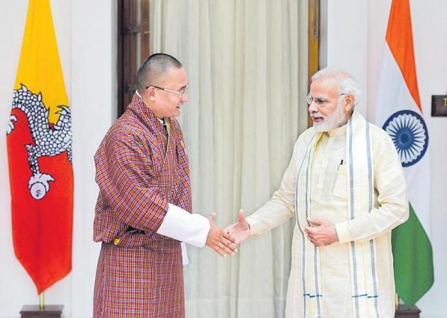 PM Modi addresses Saurashtra Patel Cultural Samaj via VC - Sakshi