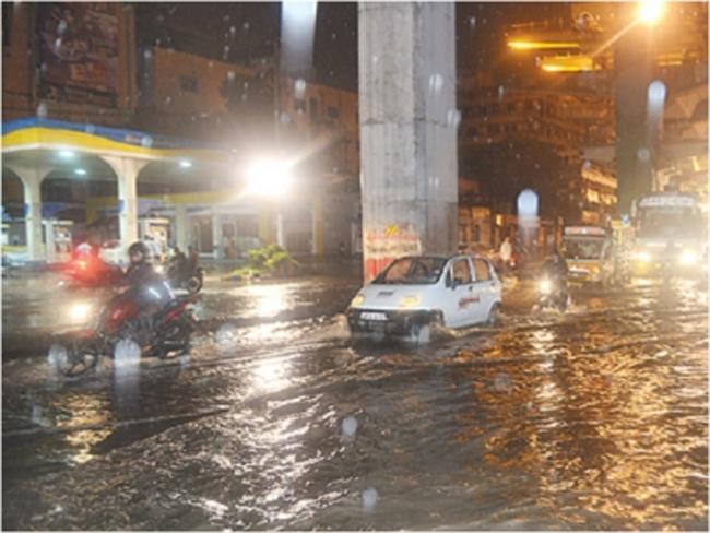 Hyderabad Weather Center Report On Weather - Sakshi