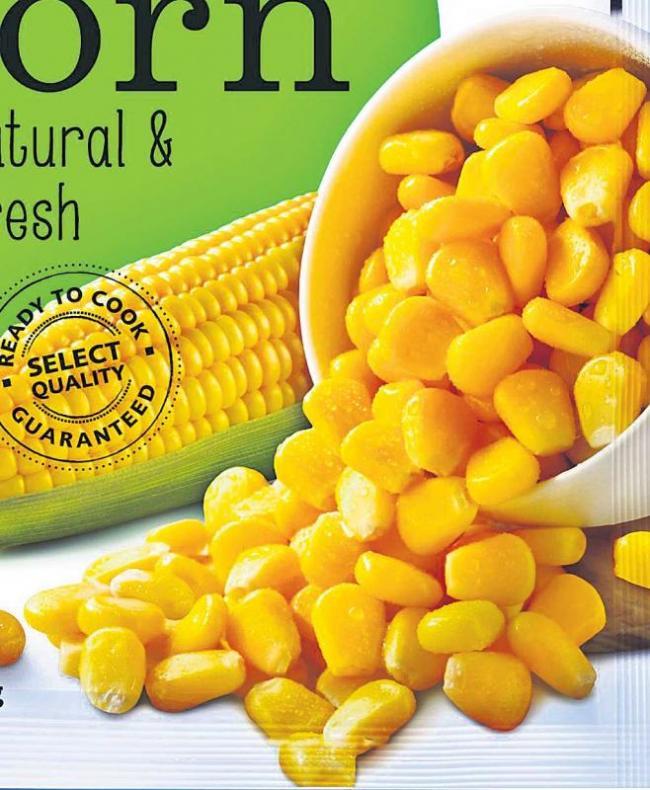Spicy simmer corn recipe - Sakshi