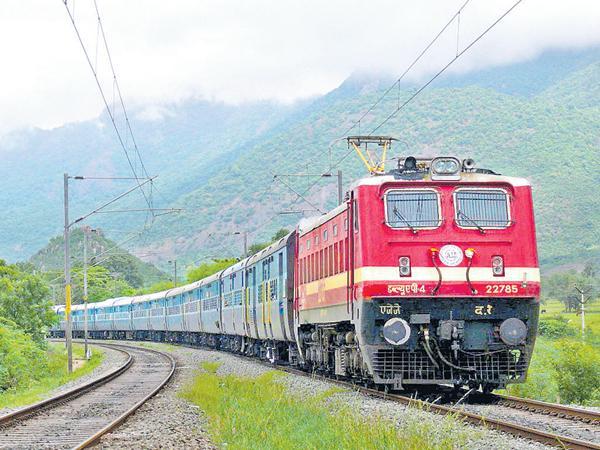 Train to Gajwel from Secunderabad - Sakshi