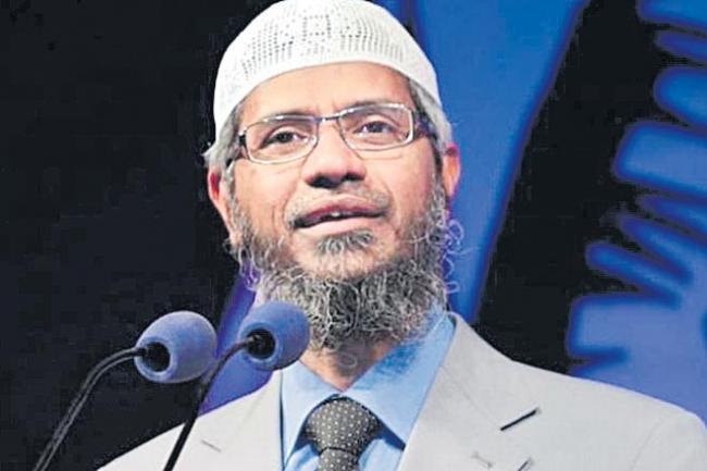 Zakir Naik will not be sent back to India, says Malaysian PM - Sakshi