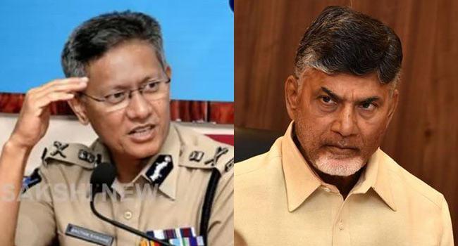 Gowtham Sawang Transferred As Vigilence DG Of AP - Sakshi