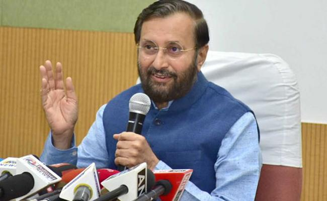 NEET, JEE Exams To Be Conducted Twice A Year Says HRD Minister - Sakshi