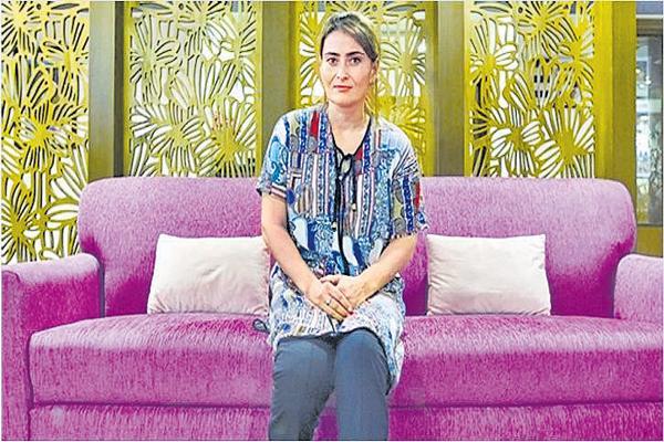 Gulnora Rapikova became normal with Apollo treatment At Delhi - Sakshi