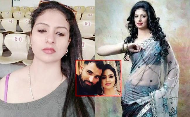 Shami Wife Hasin Jahan Returns to Modelling - Sakshi