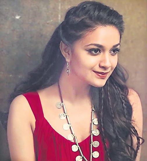 Keerthi Suresh joins Venkat Prabhu-STR project? - Sakshi