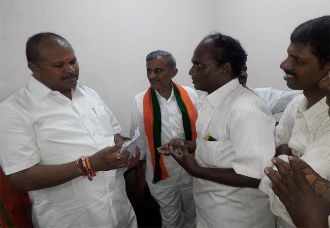 AP BJP Kanna Lakshminarayana In Comments On TDP Govt YSR Kadapa - Sakshi