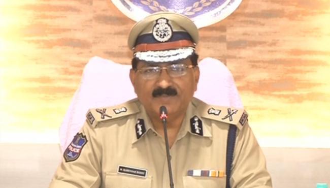 Suspended Kathi Mahesh 6 Months From Hyderabad, Says Mahender Reddy - Sakshi