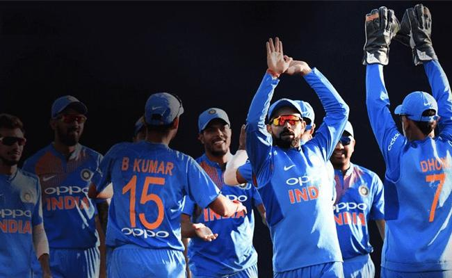 Michael Vaughan slams Team India - Sakshi