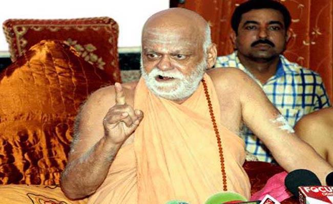 Shri Mandir Is Not The Place Of Gandhi Tomb - Sakshi