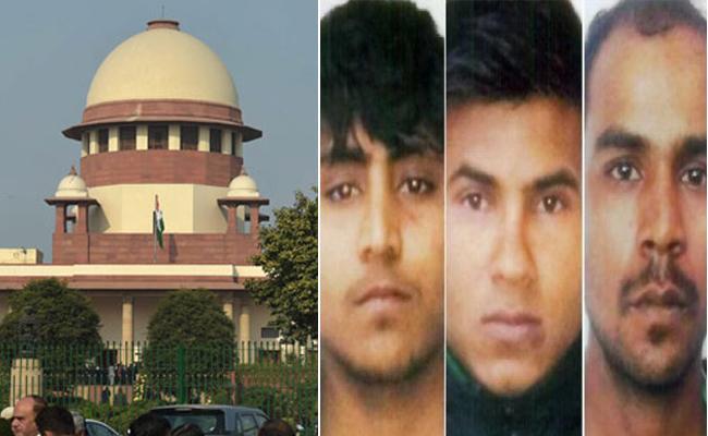 Nirbhaya Case: Supreme Court Upholds Death Penalty For Three Rapists - Sakshi