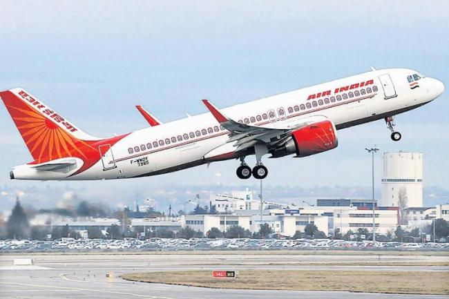 Government seeks Parliament nod for $143 mn capital injection in Air India - Sakshi