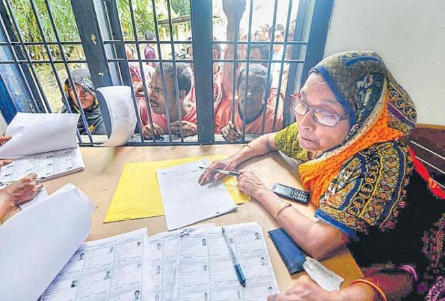 Assam National Register of Citizens wards of war - Sakshi