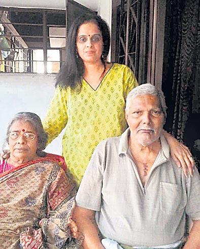 k raghava daughter prashanthi interview - Sakshi