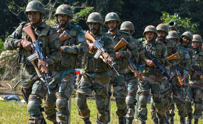 Aarmed Forces Facing Shortage Of Jawans - Sakshi