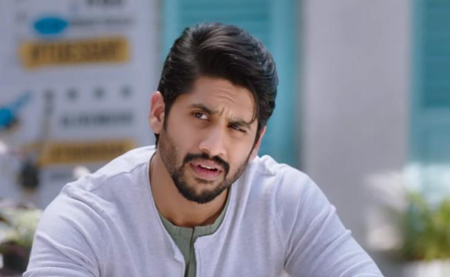 Naga Chaitanya Sailaja Reddy Alludu Tears Out - Sakshi